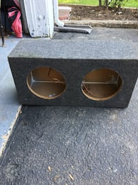 Subwoofer box New Canaan, 06840