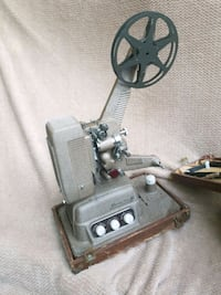 Antique Revere Sound Projector16 with case