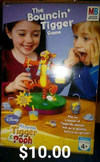 Bouncing Tiger Game by Disney Cape Coral, 33904
