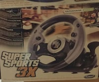 Simulatore di Guida Super Sports 3X Roma, 00155