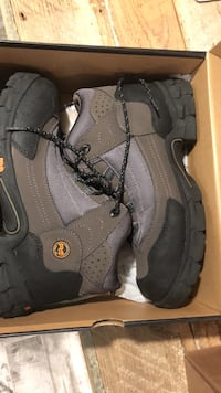 Timberland Pro Men's Expertise Hiker Steel Toe Work Boots Size 10 M Wakefield, 01880