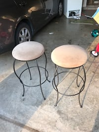 Bar stool chairs ( 2 pieces) Little Rock, 72211