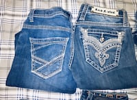 WOMENS ROCK REVIVAL JEANS AND BKE JEANS Anchorage, 99503