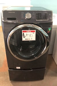 Samsung front load washer 10% off Reisterstown, 21136