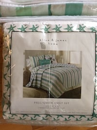 Elise & James Home Coastal Queen Quilt Set