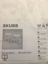 Skubb Shoe Box from Ikea; $1 for each shoe box Fairfax Station, 22039