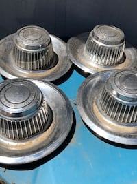 four gray steel cooking pots Knoxville, 37914