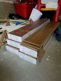 Laminate flooring for sale. Negotiable Toronto, M3K 1A1