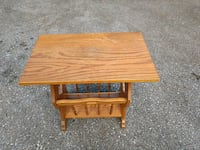 Oak table Westminster, 21157