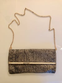 Silver and gold crossbody bag Rockville, 20852