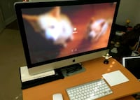 iMac like new with keyboard and mouse with printer Rio Rancho, 87124
