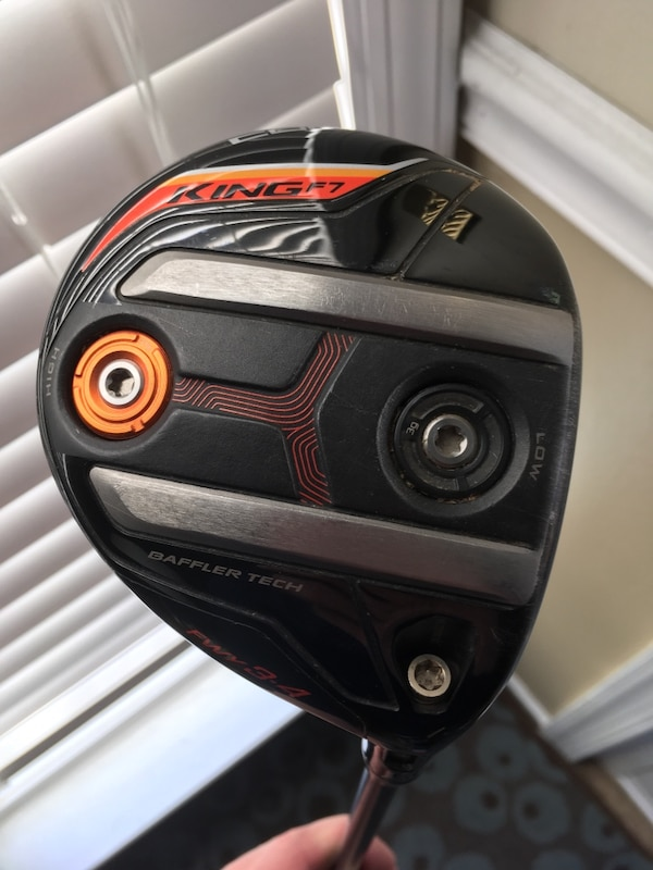 Cobra f7 fairway 3 wood