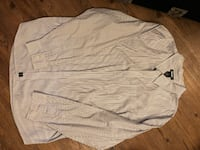 "EUC ""LIKE NEW"" Roots Canada button down oxford dress mens shirt XXL Oakville"
