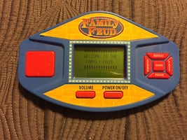 Family Feud Handheld Arcade Game