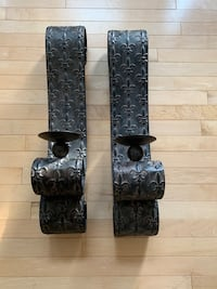 Wall candle holders Calgary, T2Z 3W7