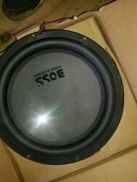 Boss 12 inch with light up cover  Lubbock