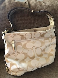 Authentic Coach Handbag Brant, N0E 1R0