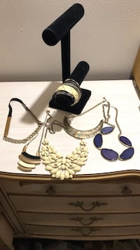 Package deal jewelry lot - excellent used condition
