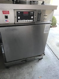 gray and black Whirlpool dishwasher Los Angeles, 90017