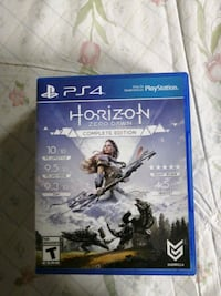 Ps4 game, horizon zero dawn Langley City, V3A 2E8