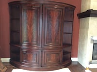 Custom made entertainment/ Tv cabinet  Milton, L9T 8G1