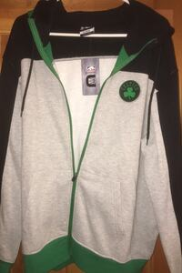 Boston Celtics Sweatshirt Hoodie Jacket