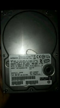 250 gb hitachi ide hardisk