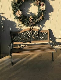 black and brown wooden rocking chair Peoria, 85345