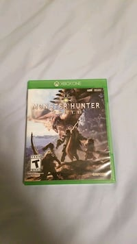 Monster Hunter World - Xbox One College Park