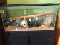 rectangular clear glass fish tank Cavan-Millbrook-North Monaghan, L0A 1G0