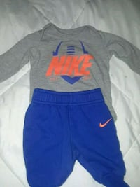 Nike outfit o-3months
