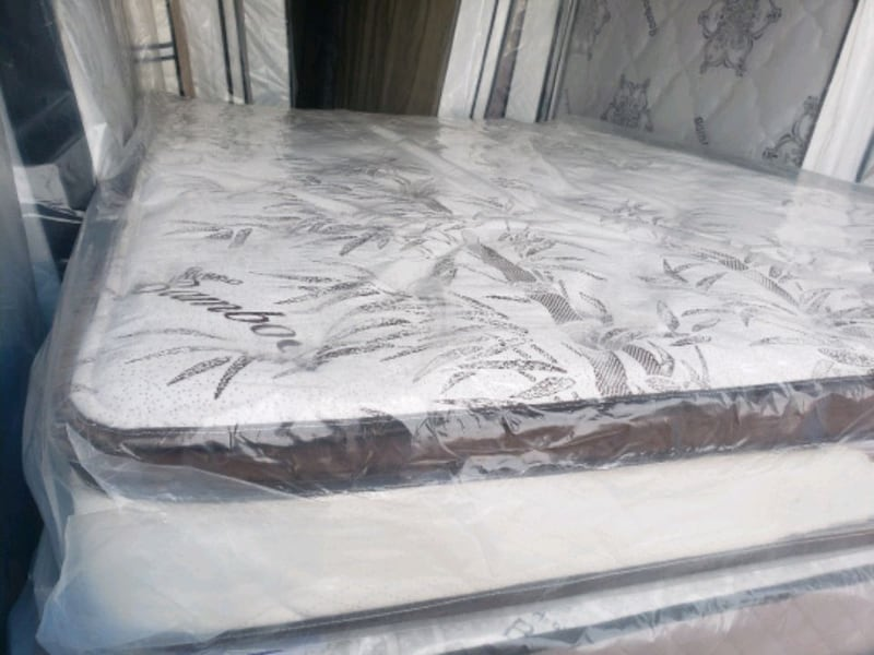New queen mattress pillowtop+ box 360 Eurotop 420delivery 40 4