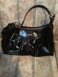Patent Coach Purse—Like New Mississauga, L5N 8L7