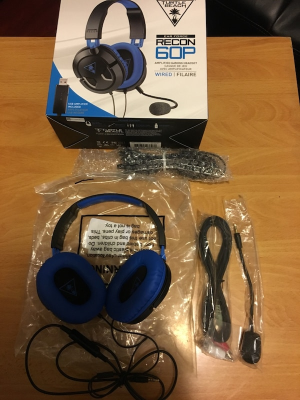60905bee01e Used Recon 60p turtle beach gaming headphones. Very good condition. for sale  in Toronto - letgo