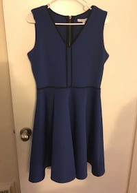 women's blue sleeveless dress Washington, 20024