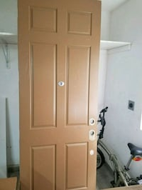 Tall solid wood door North Las Vegas, 89084