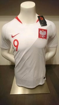 2018 WORLD CUP HOME POLAND JERSEYS  534 km