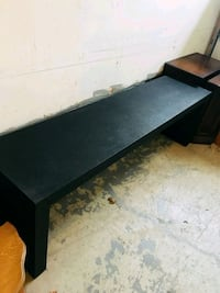 7 Foot Long Solid Wood Table Richmond Hill, L4C 6Z2