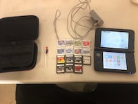 Nintendo 3DS XL with games  Auburn, 03032