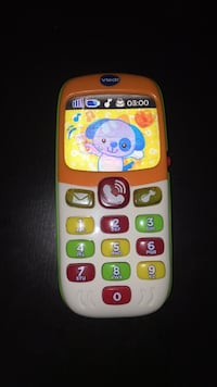 VTech® Little Smartphone Bilingual 1-3 years Toronto, M5A 4A8