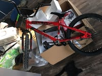 red and black BMX bike Greenville, 27834
