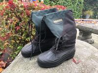 Boy' or Men's size 7 heavy duty winter boots.  Good shape with liners Coquitlam, V3C 3R1