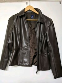 Faux leather jacket Calgary, T1Y 6T5
