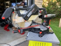 "12"" sliding mitre saw Richmond Hill"