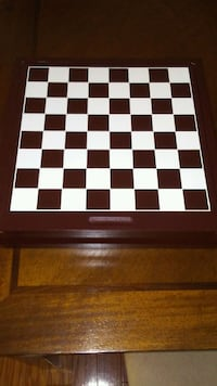 Chess/checkers board w/other games all in one! Myrtle Beach, 29588