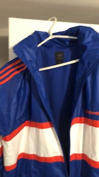 Blue and red nike jersey shirt Toronto, M6N