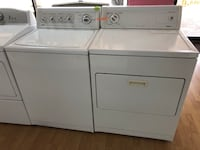 Kenmore white washer and dryer  Woodbridge, 22191