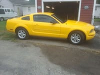 Ford - Mustang - 2005 681 mi