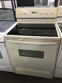 Guaranteed Refurbished Smooth Glass Ceramic Flat Top Stove Knoxville