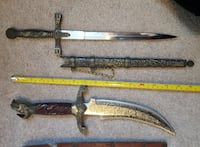 Reduced $115.00 for Dagger / Knife FOR BOTH Winnipeg